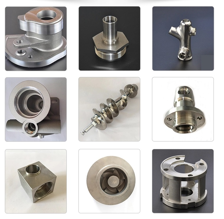 investment casting product 2